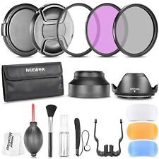 Neewer 67mm Professional Accessory Kit for Canon EOS 700D 65... EXPRESS DELIVERY