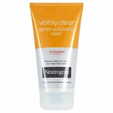 Neutrogena Visibly Clear Gentle Exfoliating Face Wash (150ml) free UK post NEW