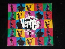 CD SINGLE - LES NEGRESSES VERTES - APRES LA PLUIE - 1994
