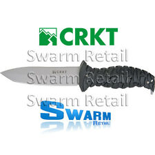 CRKT ULTIMA KNIFE SPEAR POINT SATIN BLADE FIXED 2115