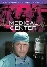 MEDICAL CENTER: THE COMPLETE FIRST SEASON (6PC) Region Free DVD - Sealed