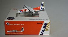 JC Wings JC4VLM014 Fokker F.27-050 VLM Airlines OO-VLP in 1:400 scale