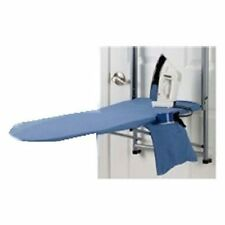 Household Essentials Cover and Pad for Over-The-Door Ironing Board, Blue Silicon