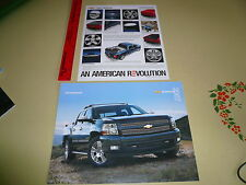 2007 Chevrolet Silverado Accessories Sales Flyer