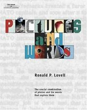 Pictures and Words Lovell, Ronald Paperback