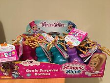 Shimmer and Shine New 2017 release date case of 24 Teenie genies in hand