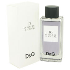 La Roue De La Fortune 10 by Dolce & Gabbana EDT Spray 3.3 oz for Women