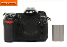 Nikon D200 Digital 10MP SLR Camera Body,Battery + Free UK Post