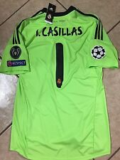 Rare Spain Iker Casillas Real Madrid  Football Adidas Shirt Jersey Sizes  XL