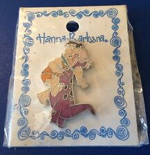 Hanna-Barbera Fred Flintstone and Dino Pin  Late 1980's Factory Sealed