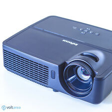InFocus IN112 DLP Projector 2700 ANSI great for presentation, low lamp hours