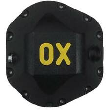 OX USA Dana 44 Heavy Duty Differential Cover Cast Iron Reflective 4x4 Off Road