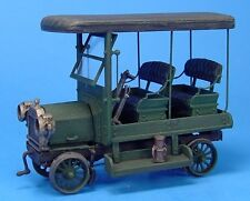 On3/On30 WISEMAN RIO GRANDE SOUTHERN MODEL T FORD INSPECTION CAR #1 KIT S.S.LTD.