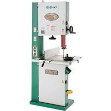 "G0514XF Grizzly 19"" 3 HP Extreme-Series® Bandsaw w/ Foot Brake"
