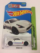Hot Wheels Nissan 370Z HW WORKSHOP