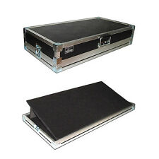 """POP UP & TILT"" EFFECTS PEDAL BOARD In 1/4"" Light Duty ATA Case - 32"""