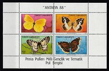 Türkei 1988 postfrisch MiNr. Block 26