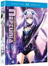 Hyperdimension Neptunia . The Complete Series . Anime . 2 DVD + 2 Blu-ray .. NEU