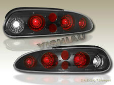 93 94 95 96 97 98 99 00 01 02 Chevy Camaro Tail Lights JDM Black