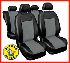 Leatherette full set of CAR SEAT COVERS fit Opel Astra - universal