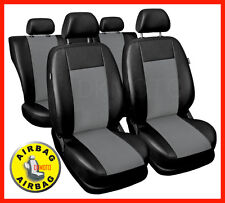 Leatherette full set of CAR SEAT COVERS fit Nissan  Primera - universal