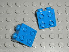 2 Blue Brackets LEGO 44728 / set 75012 4205 75920 7848 60076 4203 5985 4440 7939