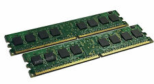 4GB Kit 2X 2GB DDR2 PC2-5300 667Mhz Dell Optiplex GX755 Memory RAM