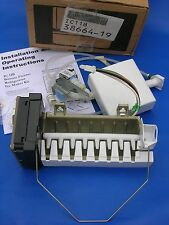 NEW  Icemaker genuine OEM Amana ic11B Ice maker kit  / makes 8 crescent cubes
