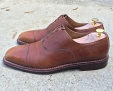 Sutor Mantellassi Lavorato A Mano Captoe Oxford Shoes 11 D $895
