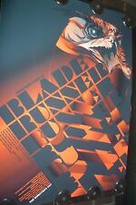 BLADE RUNNER THE DIRECTOR'S CUT BY KAKO AND CARLOS BELA LTD GICLEE PRINT 97/100