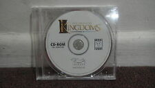 TOTAL ANNIHILATION KINGDOMS ( PC GAME ) WINDOWS CD-ROM ( EX COND ) LOW SHIP