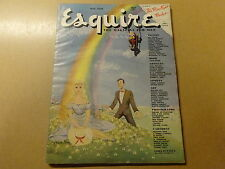 MAGAZINE / ESQUIRE: MAY 1948