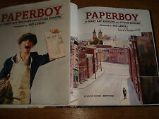 Paperboy BY Kroeger, Mary Kay & Louise Borden,SIGNED COPY F/E H/B 1996