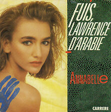 ANNABELLE FUIS, LAWRENCE D'ARABIE / INSTRUMENTAL FRENCH 45 SINGLE