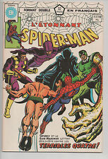 SPIDER-MAN #117/118 french comic français EDITIONS HERITAGE