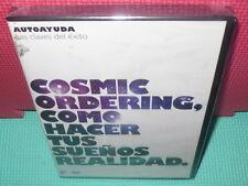 COSMIC ORDERING - COMO HACER TUS SUEÑOS - AUTOAYUDA