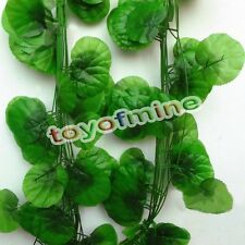 Artificial Ivy Leaf Garland Plants Vine Fake Foliage Flowers Home Decor 94.49""