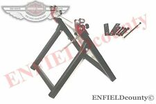 NEW MOTORCYCLE WHEEL BALANCING WORKSHOP STAND MX MOTORBIKES SPARES2U