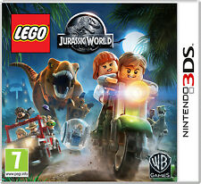LEGO Jurassic World - Nintendo 3DS Park Game | BRAND NEW SEALED CHEAP UK