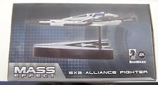 MASS EFFECT - SX3 ALLIANCE FIGHTER SHIP REPLICA - INCLUDES DISPLAY BASE - MIP