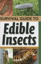 Survival Guide to Edible Insects by Fred Damara (2013, Paperback)