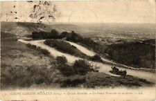 CPA  Coupe Gordon Bennett (1905) -Circuit Michelin -Le Grand Tournant   (245032)