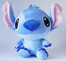 "8"" DISNEY LILO STITCH CARTOON CHARACTER SOFT PLUSH TOY KIDS TOY DOLL FRR"