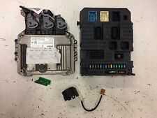 PEUGEOT 308 1.6 HDi BOSCH ECU BSi & TRANSPONDER KIT Part # 96 642 575 80
