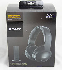 Sony MDRRF985RK All Purpose Wireless Home Theater Stereo Over the Ear Headphones