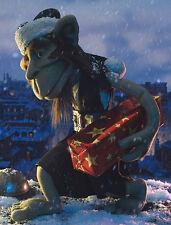 """Hand Puppet """"Christmas Goblin"""" Professional Ventriloquist Puppet"""