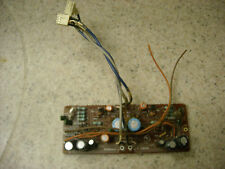 Sansui G-6700 F-2865 eqaulizer board with partial harness