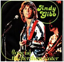 18006  ANDY GIBB  WORDS AND MUSIC