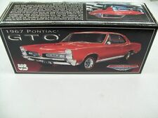 Wix 1967 Pontiac GTO 6.5 Litre Red Route Diecast Car #99167