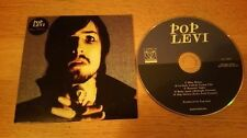 Pop Levi - Blue Honey (5 Track PROMO CD in the Card Sleeve)